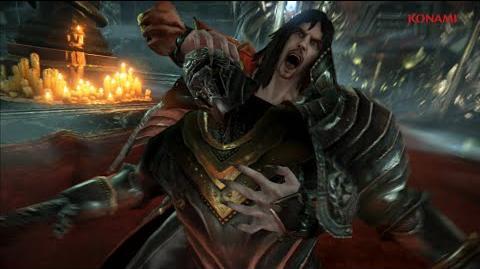 Akumajo Dracula Lords of Shadow 2 PV