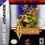Classic NES Series Castlevania - cubierta gba eeuu