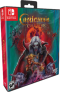 Castlevania Anniversary Collection - Limited Run Games - Bloodlines - 01