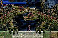 Twin zombie dragon