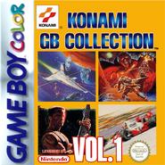 Konami GB Collection, Vol. 1 - (EU) - 01