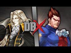 DEATH BATTLE! - Alucard VS Demitri