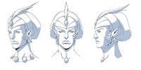 Sharma head model