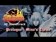 Castlevania- Aria of Sorrow - Prologue-Mina's Theme (High Quality)