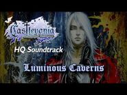 Castlevania- Harmony of Dissonance - Luminous Caverns (High Quality)