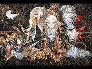 Castlevania SOTN- Heavenly Doorway