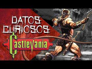 Curiosidades de Castlevania 1 - Gamer Cultur