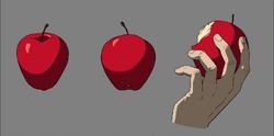 Hectors apple