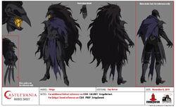 Striga Season 4 (Day Armor) Model Sheet