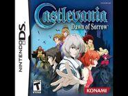 Castlevania- Dawn of Sorrow - Black Shudder