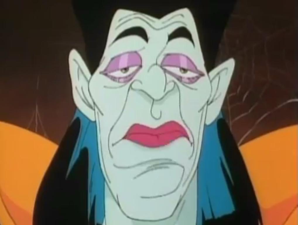 Count Captain N Castlevania Wiki Fandom