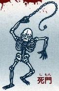 CV3 J Manual Whip Skeleton