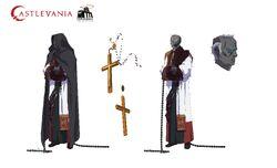 Zombie bishop model sheet