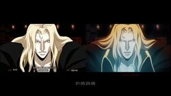 Castlevania Season 2 Episode 6 Before and After