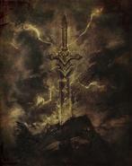 Void Sword Book of Dracul