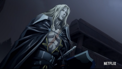 Alucard in his S4 Outfit