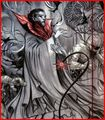 Dracula animation concept art