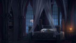 Alucard's Room in S3E9