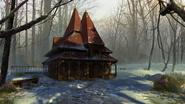 Judge House by jose vega