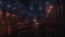 Castlevania-entrance-hall