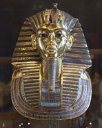 Mask of Tutankhamun - 01