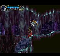 Cachoeira - parte superior direita 01
