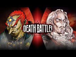 DEATH BATTLE! - Ganondorf VS Dracula