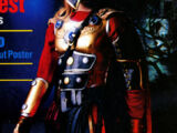Nintendo Power - Castlevania II: Simon's Quest guide