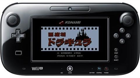 悪魔城ドラキュラ プレイ映像 Wii U