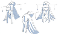 Cho head model