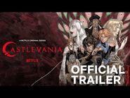 Castlevania Season 3 - Official Trailer - Netflix