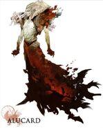 Animated Dracula's Curse Alucard