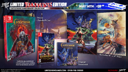 CastlevaniaAnniversaryCollection Bloodlines SWITCH Limited Run Games