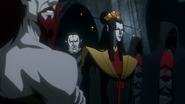 Castlevania Netflix Asian Vampire Zufall & Cho