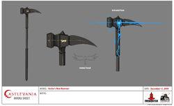 Hectors hammer s4 model sheet