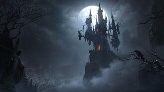 Dracula's Castle - Moonlight Rhapsody - 01