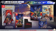 CastlevaniaAnniversaryCollection Classic SWITCH Limited Run Games