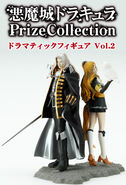 Akumajō Dracula - Prize Collection - Alucard & Maria Renard