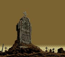 Tombstone - Super Castlevania IV - 01