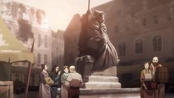 Gresit statue