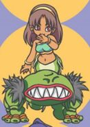 PoR Illustrated 2-Headed Monster