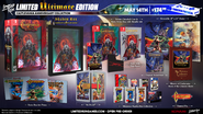 CastlevaniaAnniversaryCollection Ultimate Edition SWITCH Limited Run Games