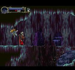 Cachoeira - parte superior esquerda 01