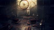 Destroyed alchemy lab