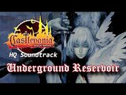 Castlevania- Aria of Sorrow - Underground Reservoir (High Quality)