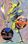 NP C3 Skull Knight
