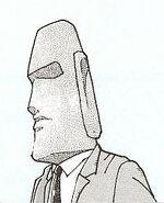 Moai - 08
