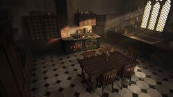 Castlevania Season 3 Dracula's Castle (Kitchen)