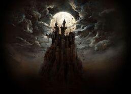 Grimoire of Souls Castle Detail