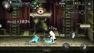 Castlevania Grimoire of Souls - Training Trial - Lv2